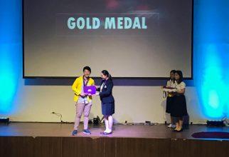 Mahasiswa FKUI Raih Medali Emas di Thailand