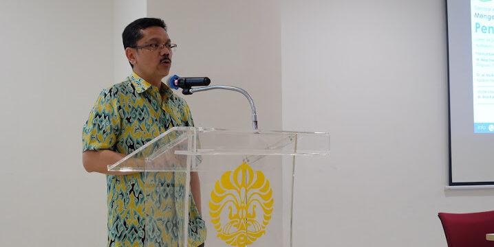 Tips Dekan FKUI untuk Penanganan Korban dan Pengungsi Bencana Tsunami Selat Sunda
