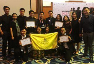 AMSA UI Terima Penghargaan sebagai AMSA Terbaik se-Indonesia