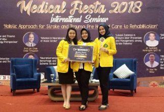 FKUI Raih Dua Penghargaan di Medical Fiesta 2018