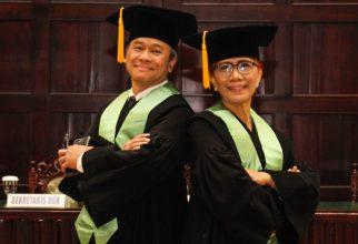 UI Kukuhkan Dua Guru Besar Tetap Fakultas Kedokteran