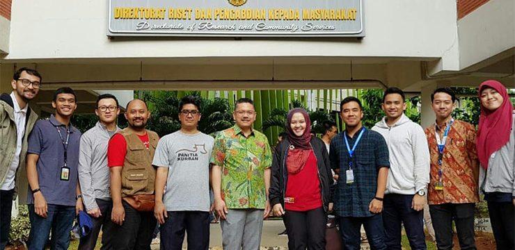Tim Dokter FKUI-RSCM Dikerahkan Bantu Korban Bencana