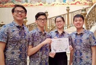 FMUI students achieve an award in International Scientific Competition