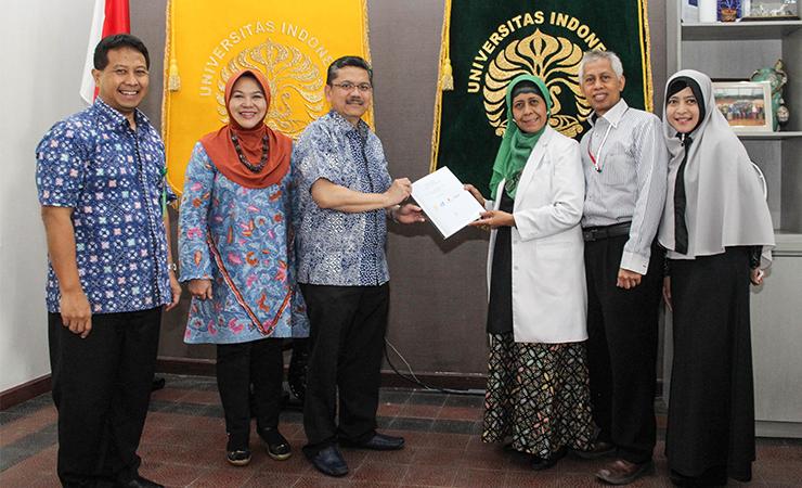 FKUI-Female Cancer Foundation Jalankan Program `See and Treat` untuk Lawan Penyakit Kanker pada Wanita