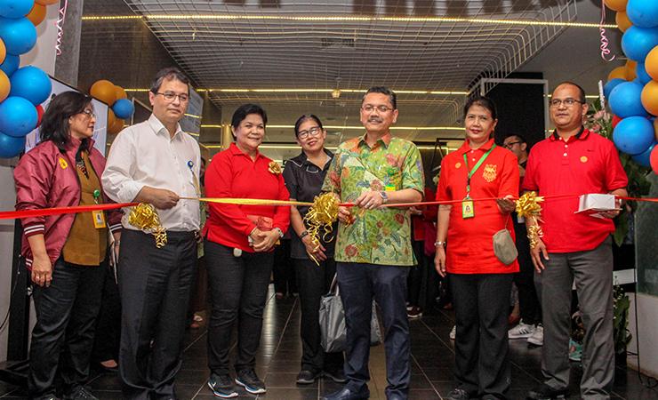 Tampilan Baru Exercise Clinic di Gedung IMERI untuk FKUI yang Lebih Aktif