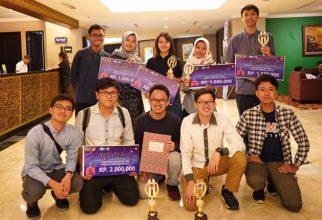 Tampil Gemilang, Tim Mahasiswa FKUI Sabet Lima Penghargaan di Sumatera Barat