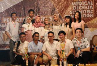 FKUI Ukir Prestasi di Medical Djogja Scientific Competition 2019