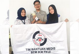 FMUI student achieved the 1st winner for public poster in Banda Aceh