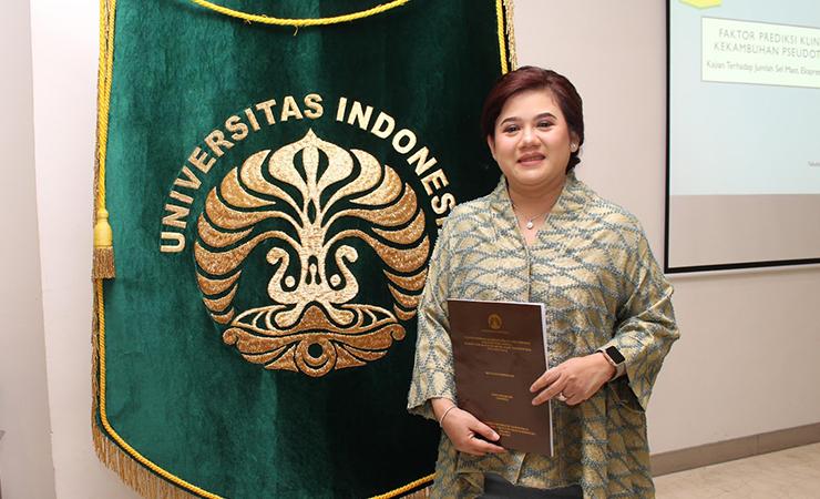 Promosi Doktor Neni Anggraini