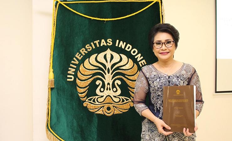 Promosi Doktor Wani Devita Gunardi