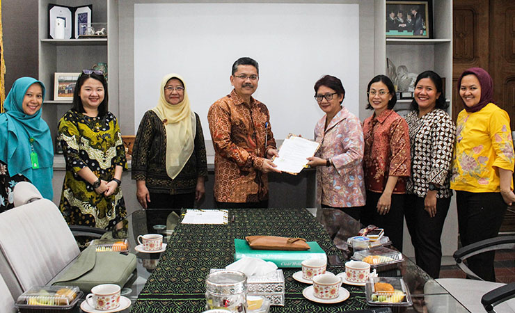 Kontrak Kinerja Departemen Fisiologi