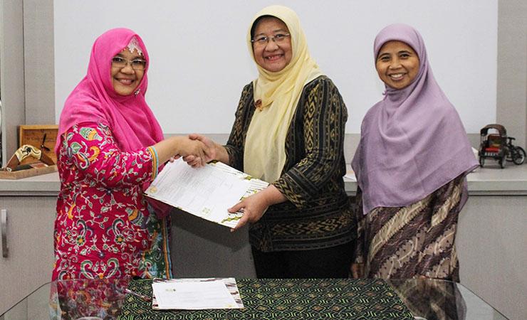 Kontrak Kinerja Departemen Kimia Kedokteran