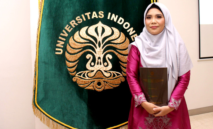 Promosi Doktor Delima Engga Maretha