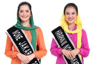 Mahasiswi FKUI Raih Gelar None Jakarta 2019