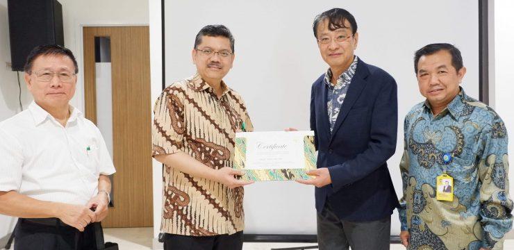 Guest Lecture (Takashi Yashiro, MD,PhD)