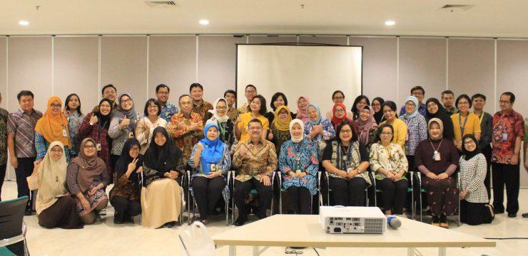 Pembukaan Acara Pelatihan Staf Pengajar Sebagai Mentor (PA)