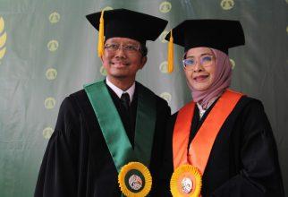 UI Kukuhkan Dr. dr. Imam Subekti, SpPD-KEMD sebagai Guru Besar