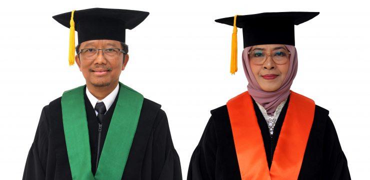 Pengukuhan Guru Besar Prof. Dr. dr. Imam Subekti, SpPD-KEMD, FINASIM dan Prof. Dr. Dra. Valina Singka Subekti, M.Si.