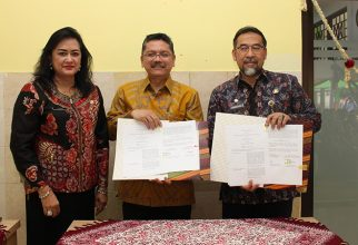 FKUI Tanda Tangan Kerja Sama dengan Dinas Sosial Provinsi DKI Jakarta