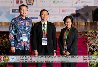 Mahasiswa FKUI Raih Penghargaan Best Oral Presentation di Forum Kedokteran Okupasi Internasional