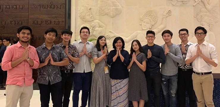 Tim Mahasiswa FKUI Raih Prestasi di Ajang Indonesian International Medical Olympiad 2019