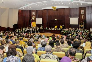 Two Professor from Faculty of Medicine has been inaugurated
