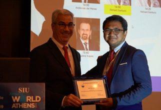 Dosen Muda FKUI Raih Penghargaan di Konferensi Urologi Internasional