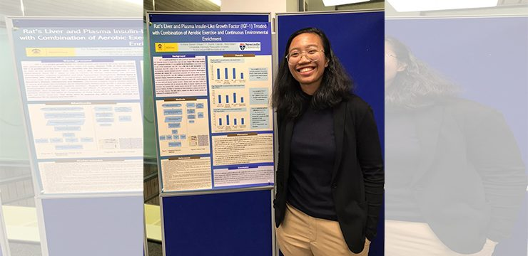 Mahasiswa FKUI Raih Juara 2 Scientific Poster di Newcastle University