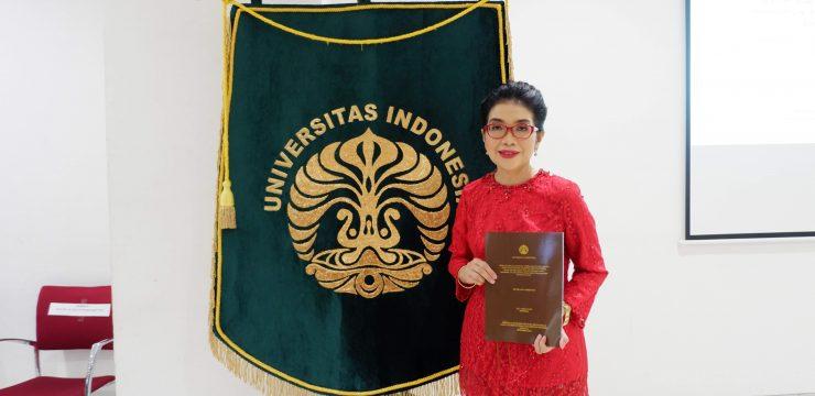Promosi Doktor Lili Legiawati
