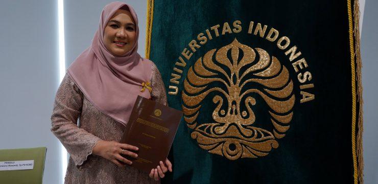 Promosi Doktor Lailan Safina Nasution