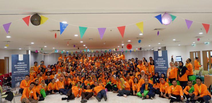 Forum Silaturahmi Dekanat dan Tenaga Kependidikan FKUI