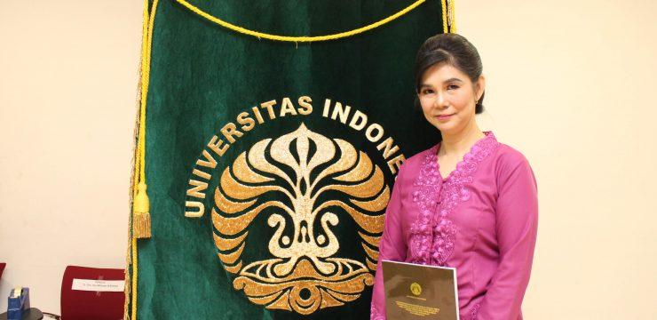 Promosi Doktor Tjam Diana Samara