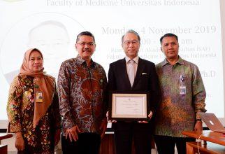 FKUI Anugerahi Gelar Adjunct Professor kepada Pakar Kardiologi dari Jepang