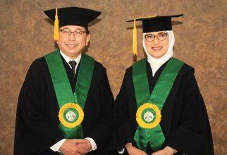 Rektor UI Kukuhkan Dua Guru Besar Tetap Fakultas Kedokteran