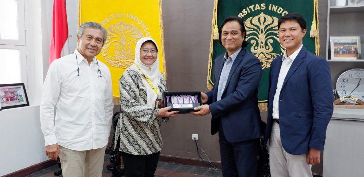 Pertemuan dengan dr. Tarmizi Hakim dan Prof Zainuddin Wazir, Heart Surgeon dari Malaysia