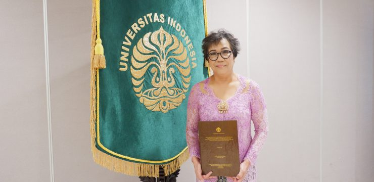 Promosi Riana Pauline