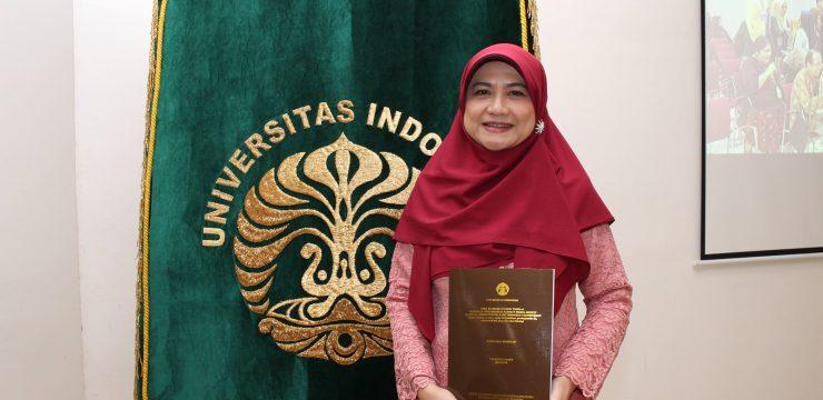 Promosi Doktor Yudisitirawati