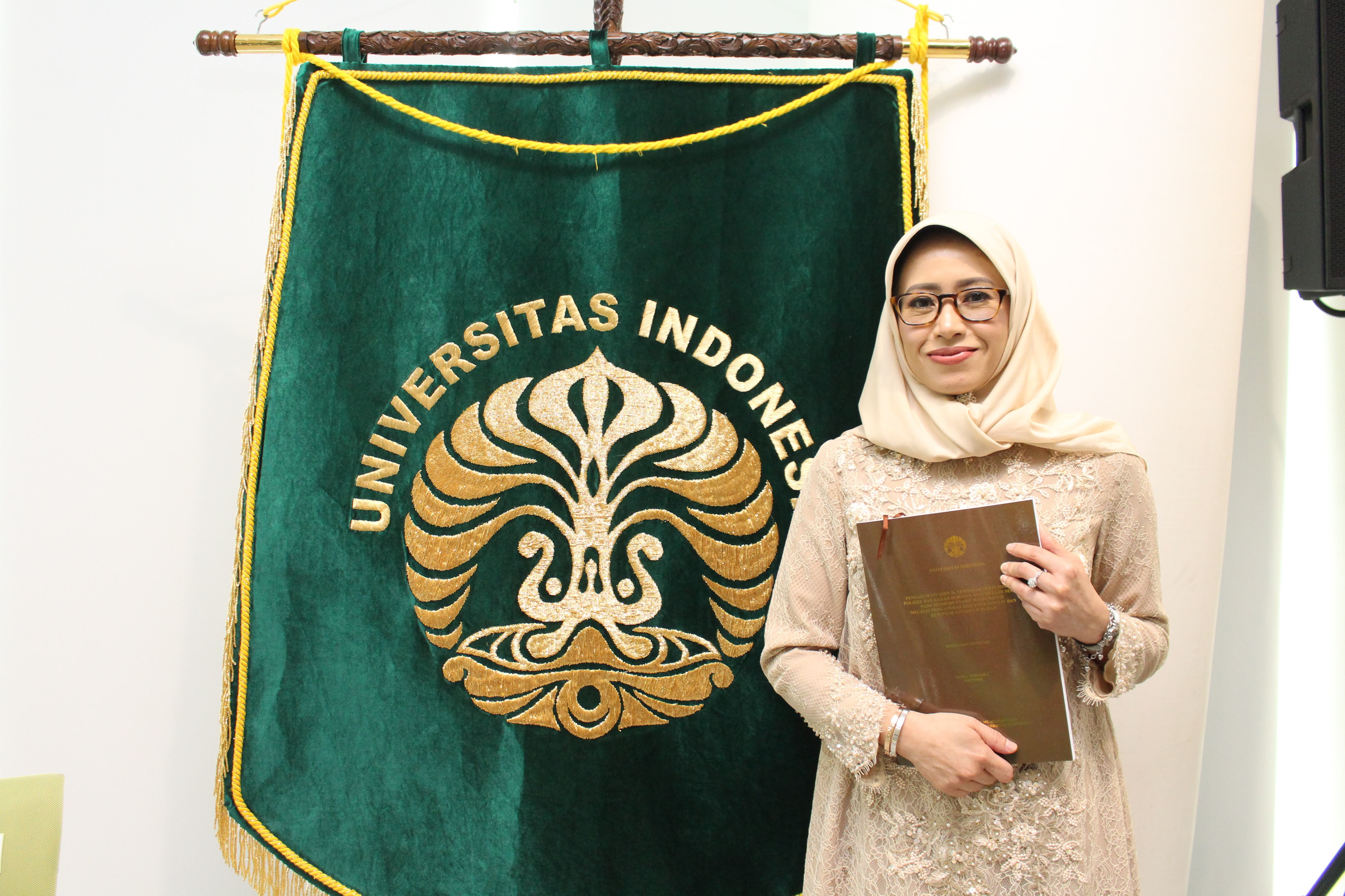 Promosi Doktor Rizka Yurianda