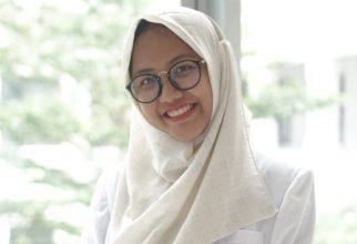 Nurul Gusti Khatimah, Raih Gelar Sarjana Kedokteran di Usia 19 Tahun.