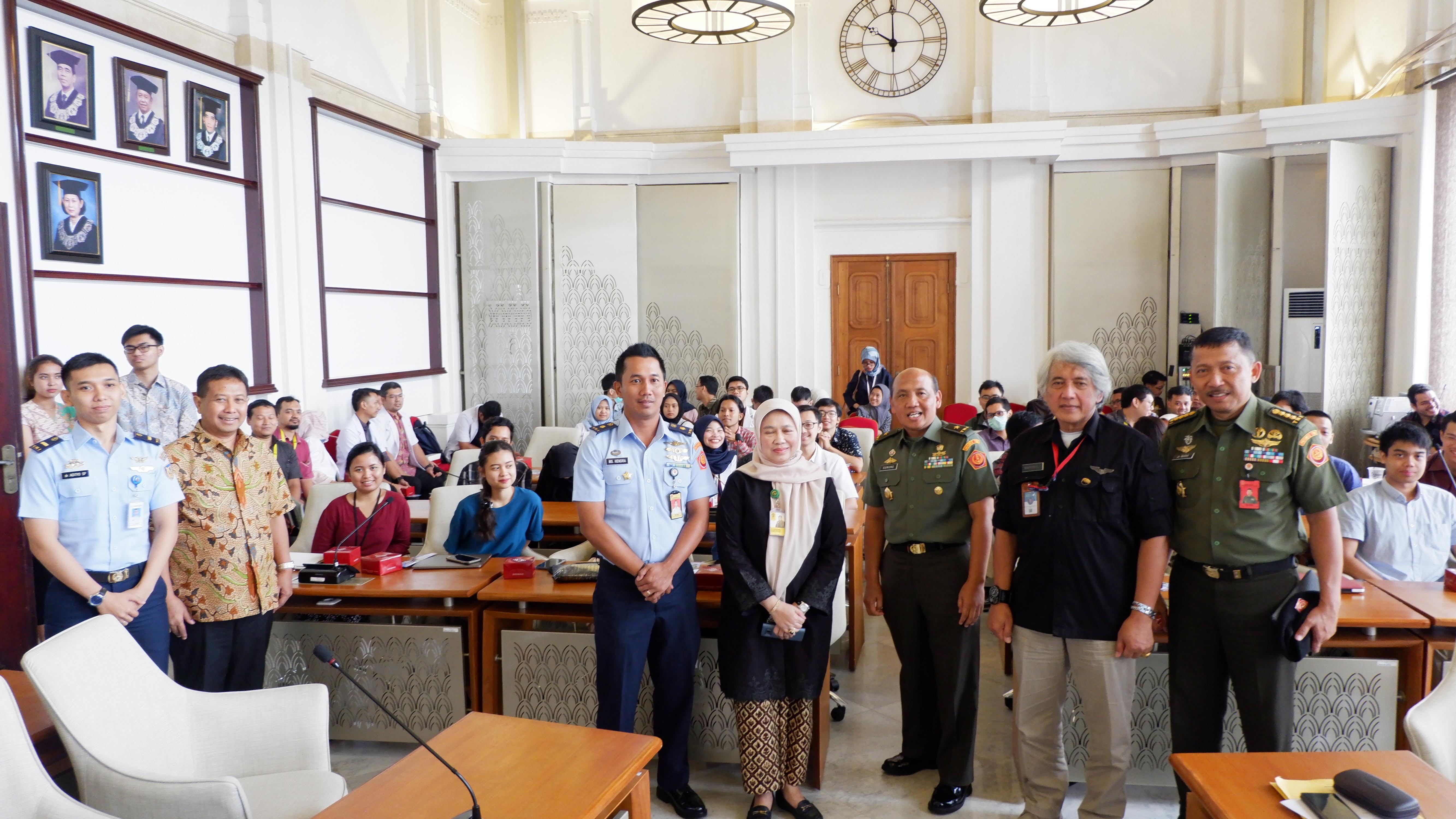 Sosialisasi penerimaan perwira prajurit karier TNI unsur tenaga kesehatan