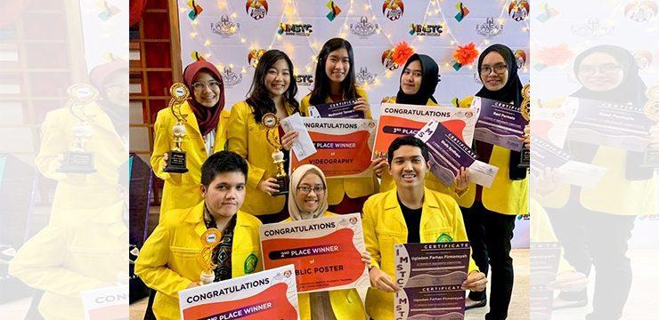 Tim Mahasiswa FKUI Raih Prestasi di IMSTC 2020