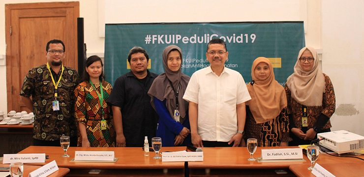 Penelitian Bahan Alam Indonesia sebagai Kandidat Potensial Untuk Mencegah Covid-19