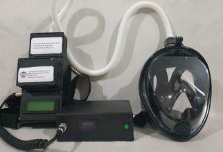 UI Kembangkan APD Respirator Pemurni Udara bagi Tenaga Medis