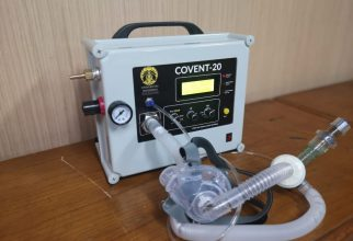 COVENT-20, Low Cost Transport Ventilator Invented by Universitas Indonesia