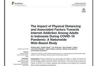 Perilaku Adiksi Internet pada Era Pandemi COVID-19 dan Faktor-Faktor yang Memengaruhinya
