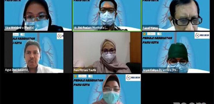 Hari Paru Sedunia, Pakar FKUI Ingatkan Pentingnya Menjaga Kesehatan Paru